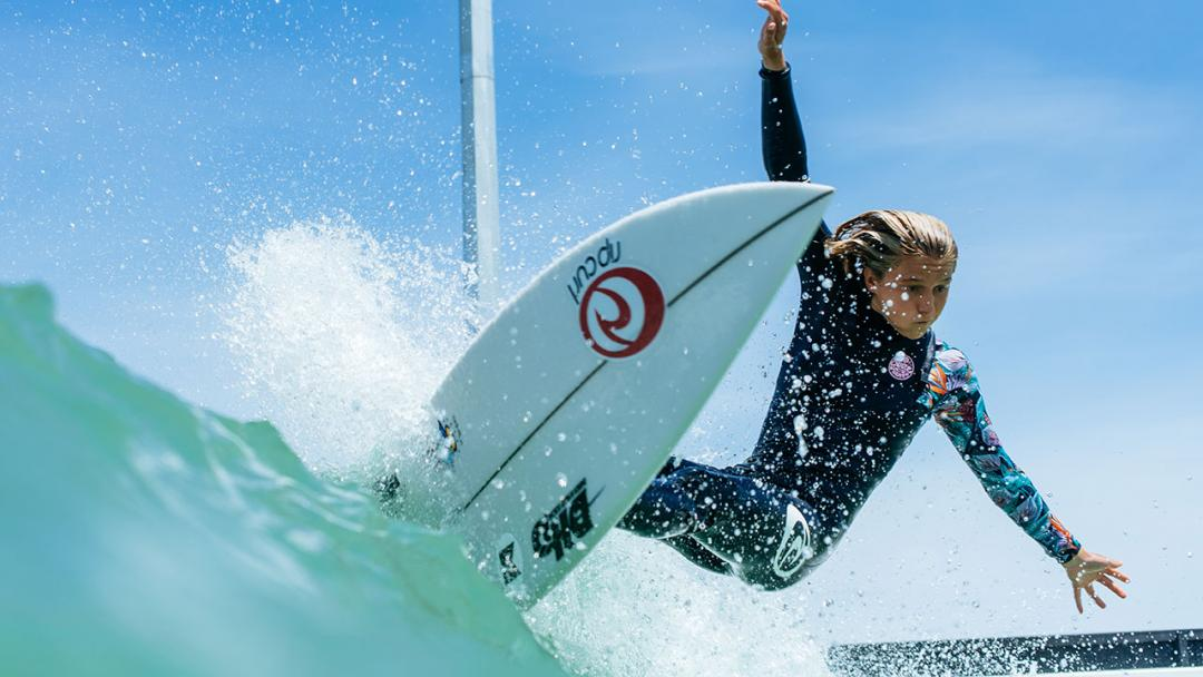 Rip Curl takes GromSearch Online ahead of the National Final held at URBNSURF.