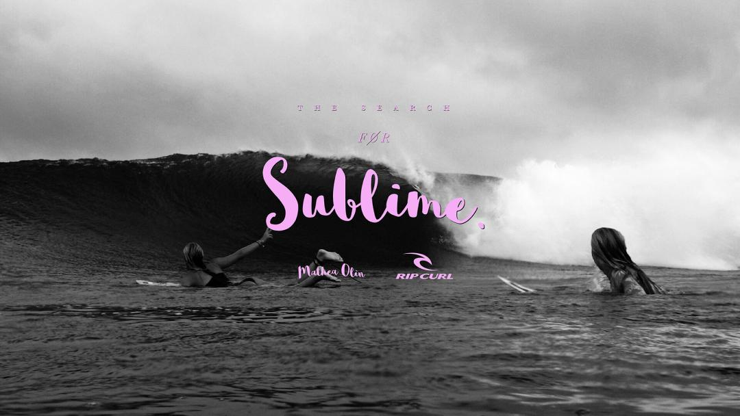 The Search For Sublime With Mathea Olin | My Bikini Week