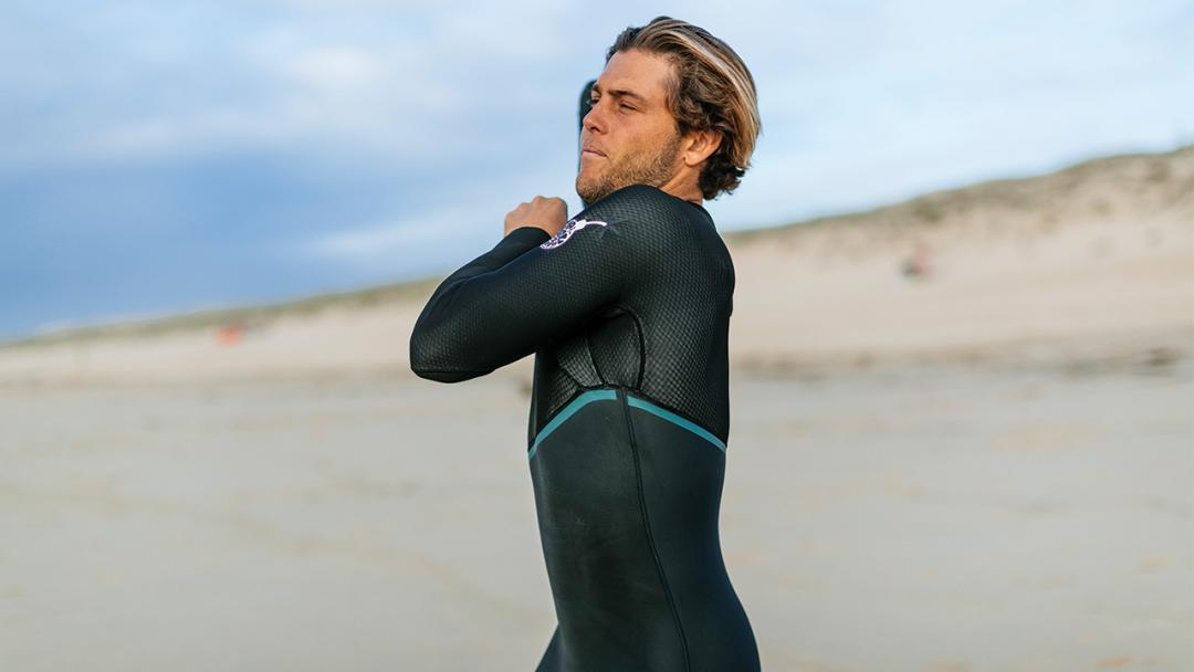 Ring in Fall with Conner Coffin & the E-Bomb E6 Wetsuit