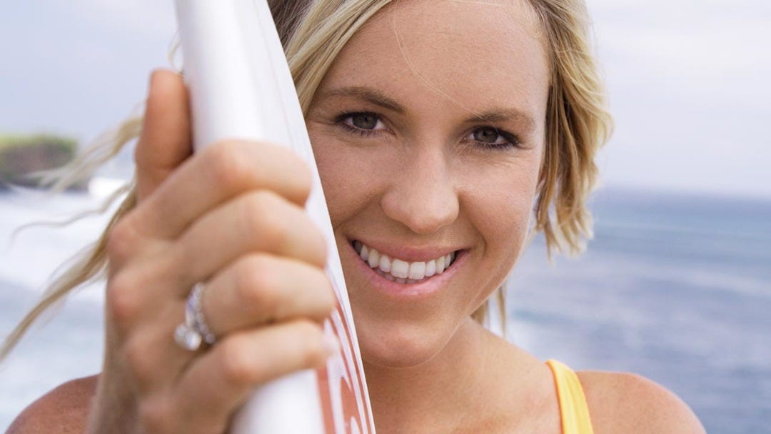 """Introducing Bethany Hamilton's Stunning Feature Film, """"Unstoppable"""""""
