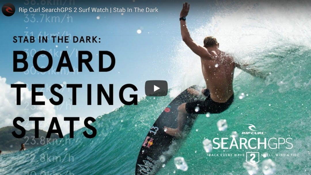 The Numbers Behind Mick Fanning's Stab In The Dark