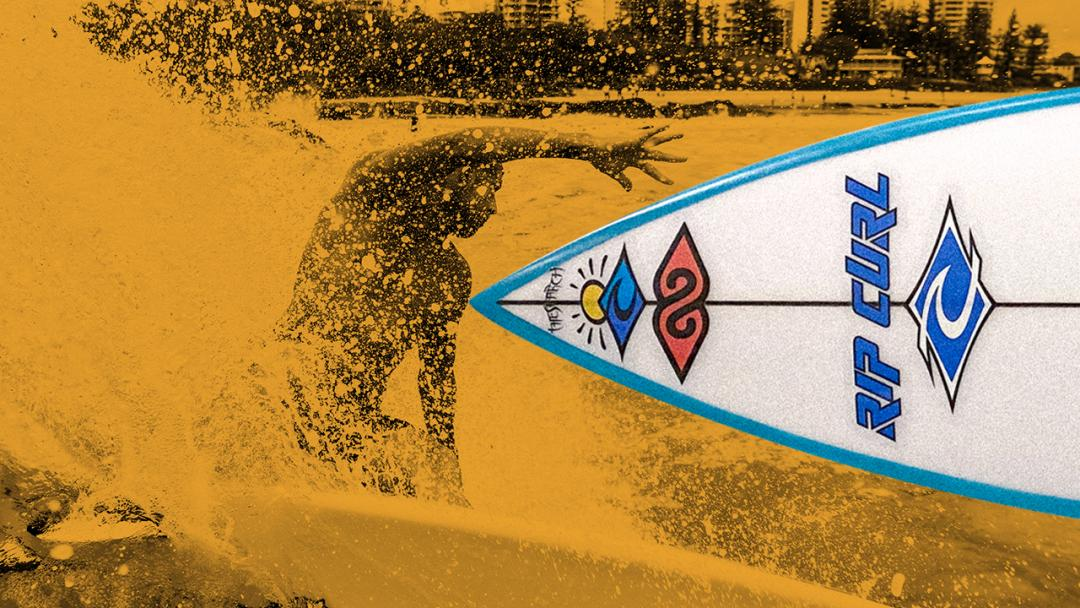 Mick to Run Rip Curl's Diamond Search Sticker for the Rip Curl Narrabeen Classic