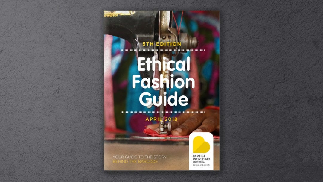 Rip Curl Is Pleased To Announce B+ Score In The 2018 Ethical Fashion Report
