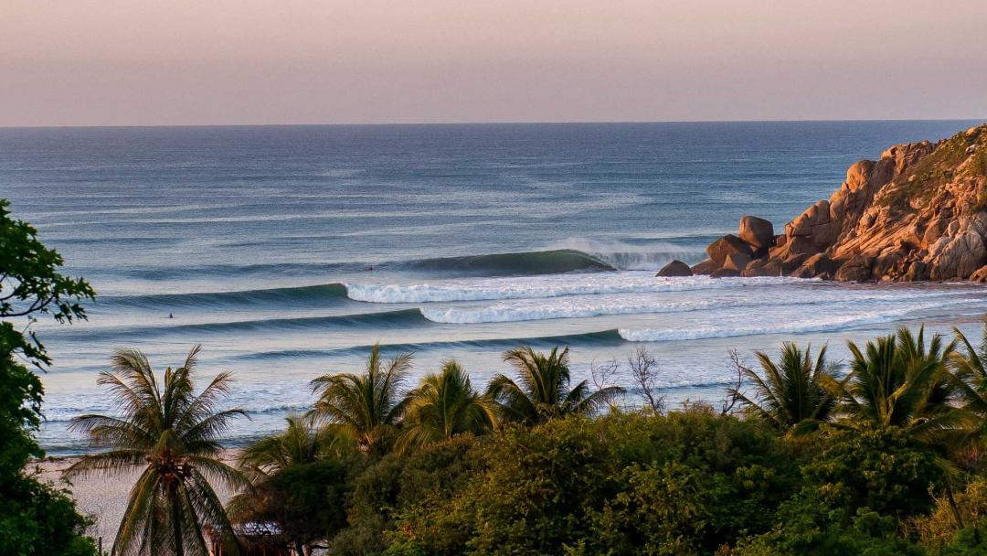 Pre Juego: Owen Wright, Morgan Cibilic and Luke Swanson Strike Mission to Mexico