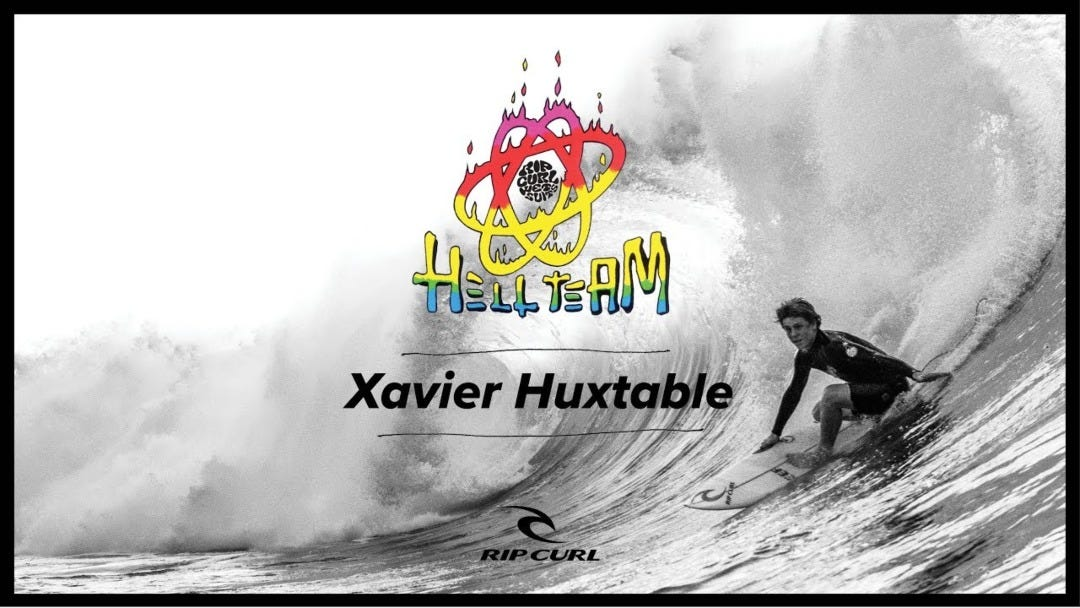 Introducing Xavier Huxtable: Meet The Future Of Victorian Surfing