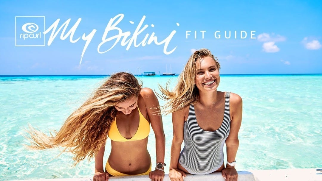 The Best Bikini For Your Body Type, With Surfer Rosy Hodge And Swimwear Designer Nat Bortolotto