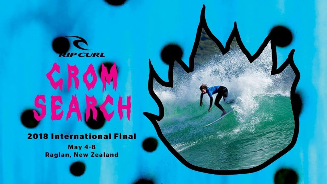 Meet Your Rip Curl GromSearch International Final Competitors