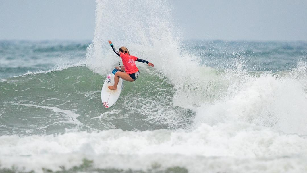 Meet Amuro Tsuzuki, the First-Ever Japanese Female to Qualify for the WSL Championship Tour