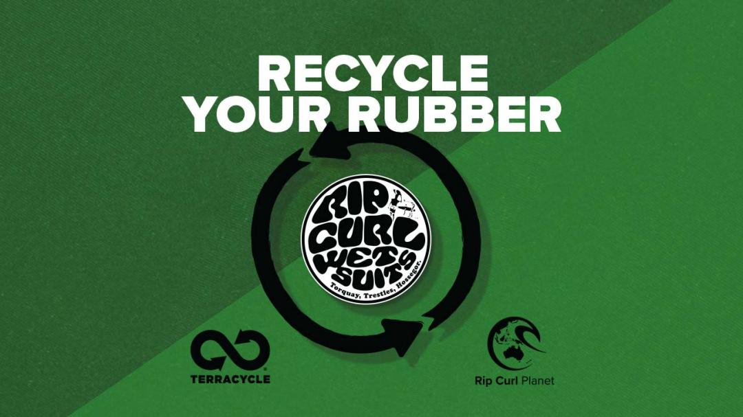Rip Curl Announces Australia's First Wetsuit Take Back Recycling Program