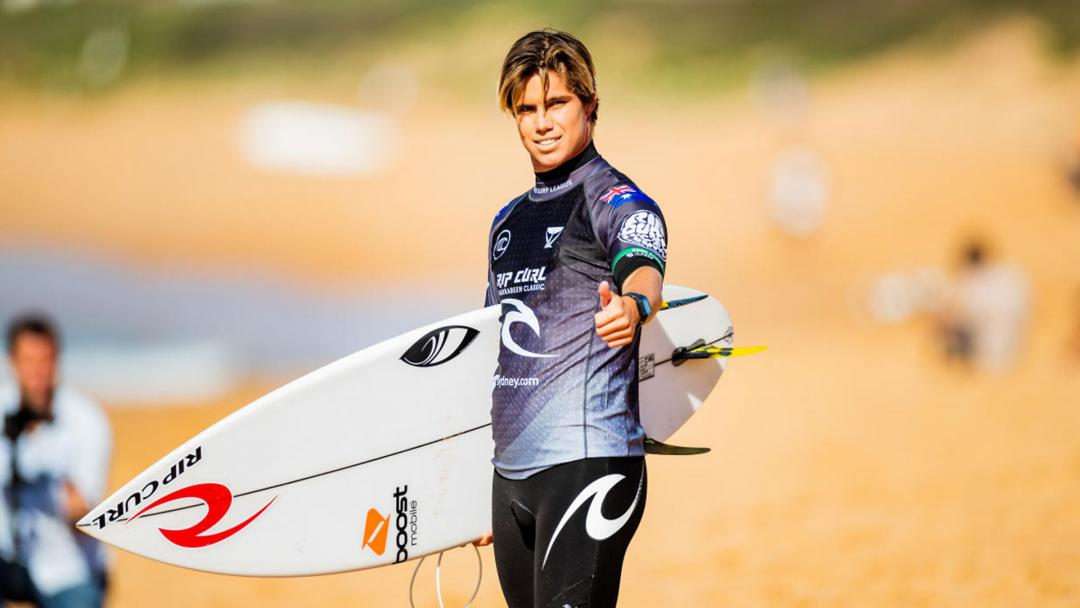 Road To The Rip Curl WSL Finals: The Unlikely Rise Of Rookie Morgan Cibilic