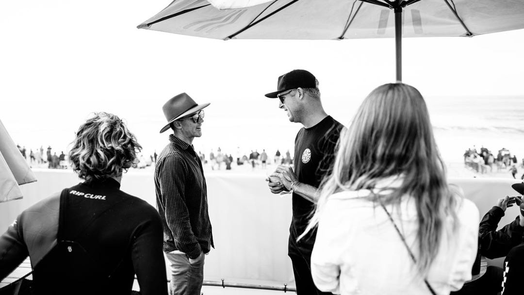 Mick Fanning Weighs In On Gabriel Medina And The World Title Race
