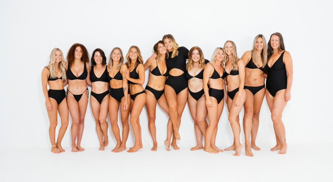 Shooting Rip Curl's Interactive Bikini Fit Guide: Join Our Designers Behind the Scenes