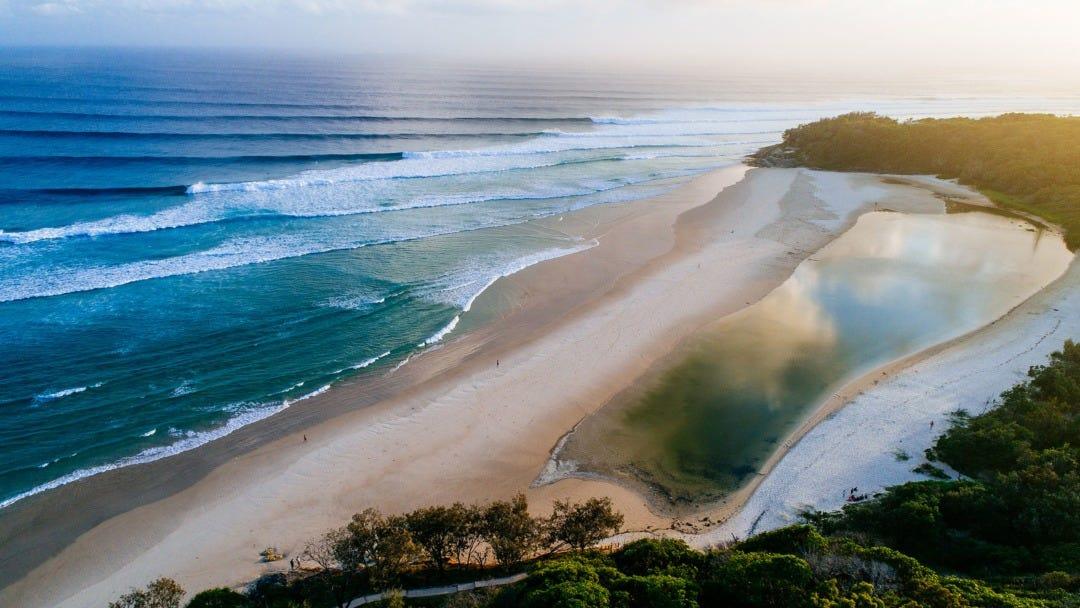 Australia Surf Guide