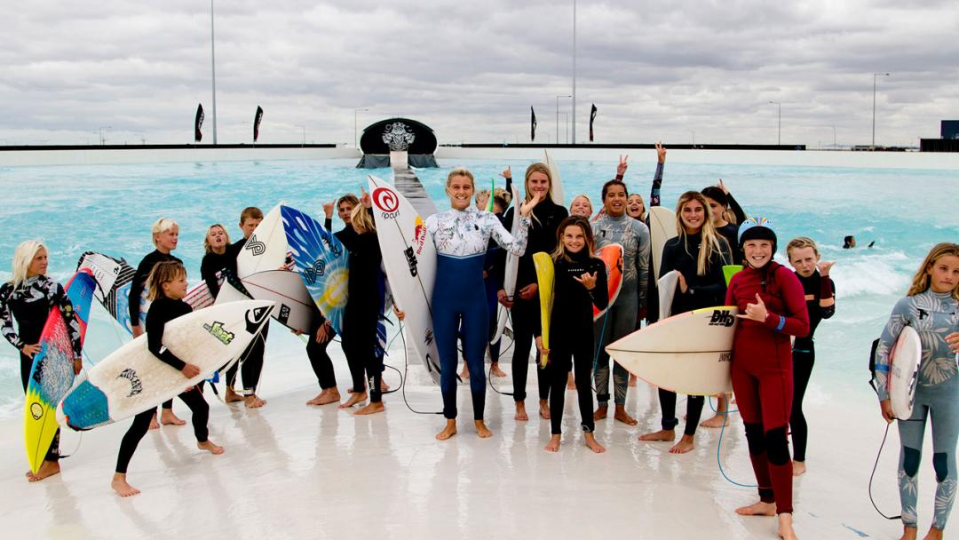 Rip Curl National GromSearch Champions Crowned at URBNSURF Melbourne.