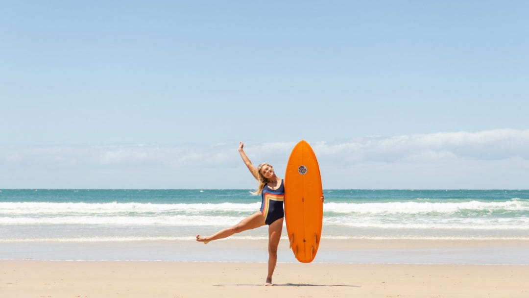 Win 1 Of 3 Year's Supply Of Bikinis With Rip Curl Women