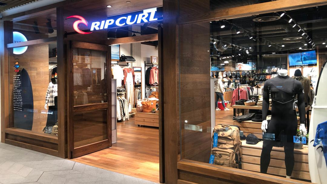 Rip Curl Opens New Retail Doors In Commercial Bay, New Zealand!