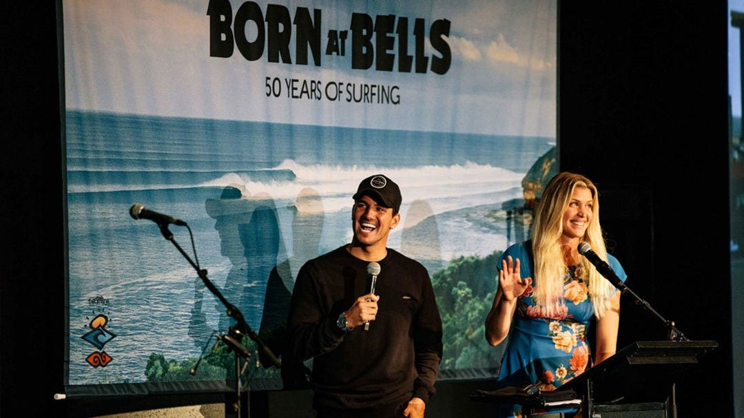 Behind The Scenes At Rip Curl's 50th Birthday Party