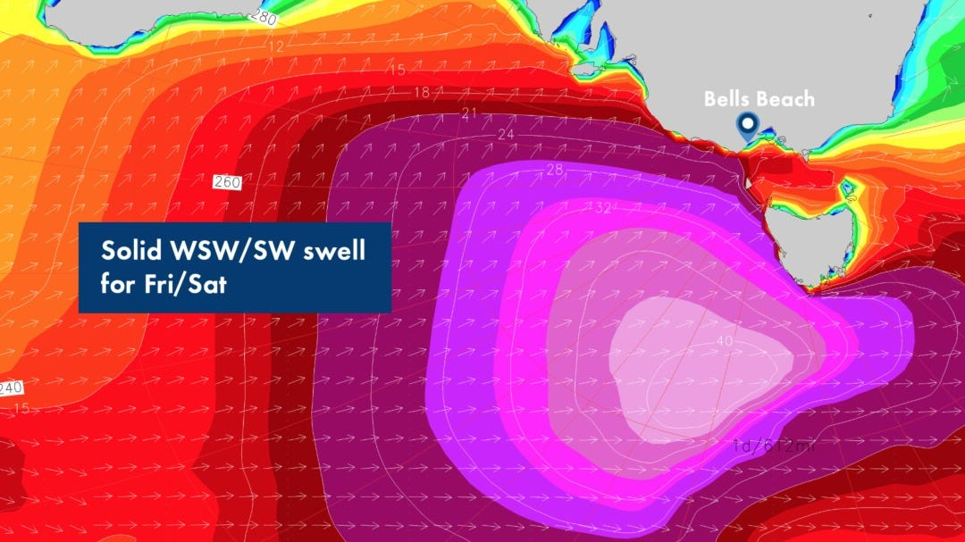 The 50 Year Storm Is About To Hit Bells… Watch It LIVE