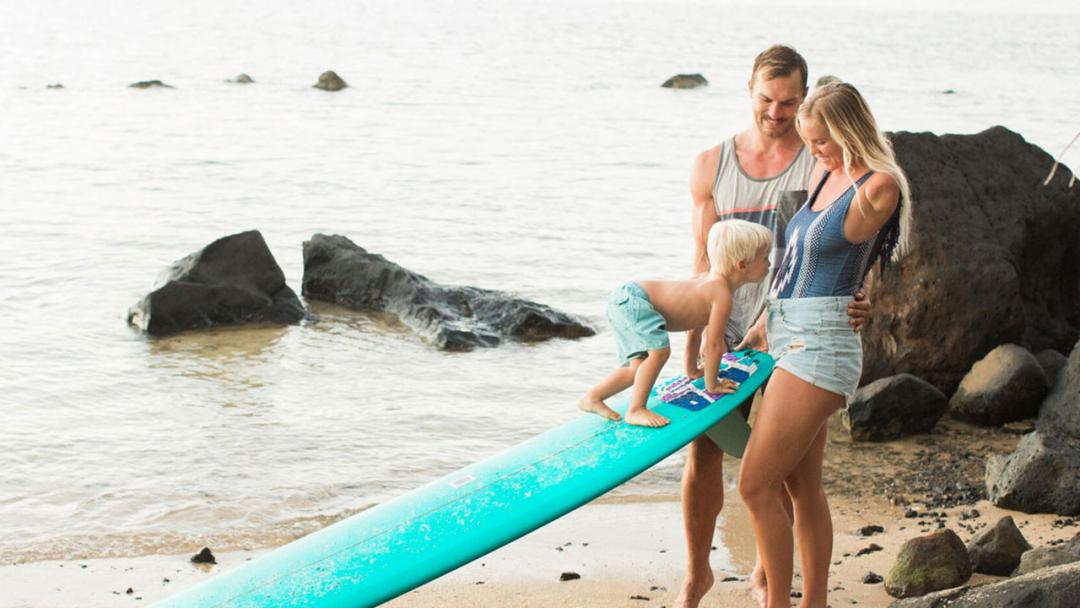 Interview: Bethany Hamilton, On Baby Number Two
