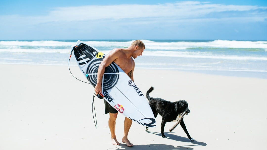 Mick Fanning Talks Life After Retirement