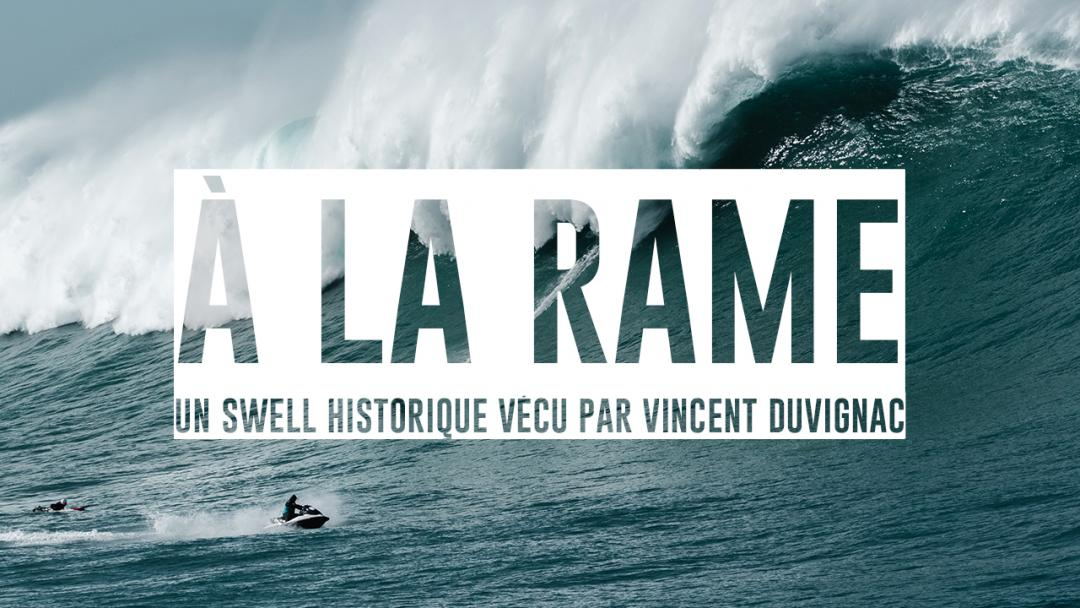 """A LA RAME"" with Vincent Duvignac"