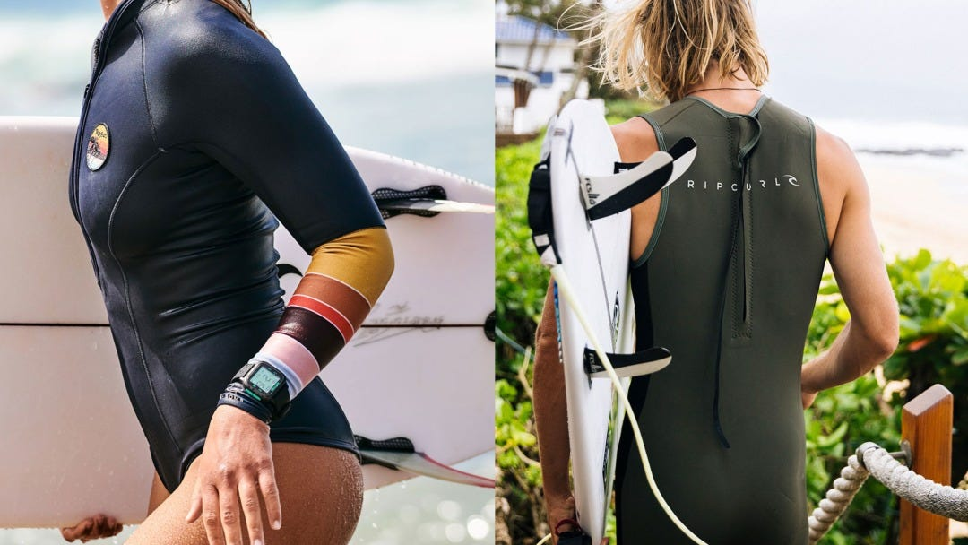 The Best Wetsuits for Spring