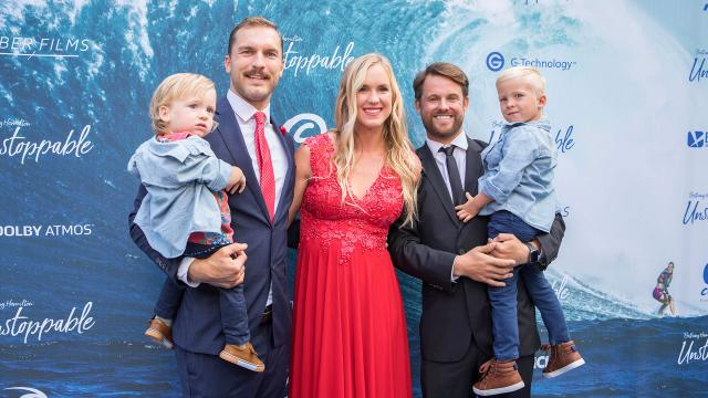 Bethany Hamilton: Unstoppable Screens in Los Angeles, Release to Theatres in USA