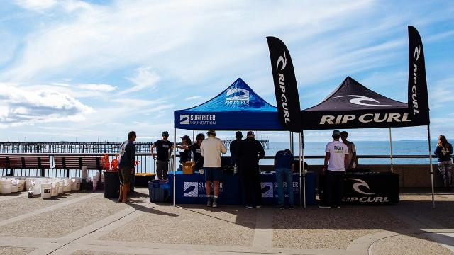 Tom and Conner Join Rip Curl and Surfrider to Cleanup Ventura