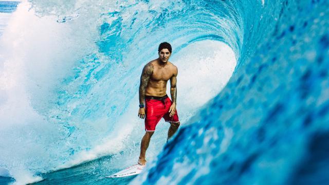 WSL World Surfing Champion Gabriel Medina Signs 5 Year Deal with Rip Curl