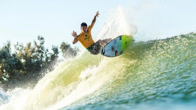 Gabriel Medina Wins The 2018 Surf Ranch Pro