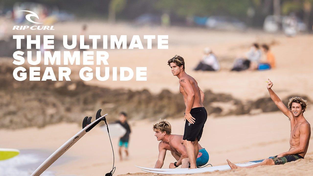 Ultimate Summer Gear Guide For Men