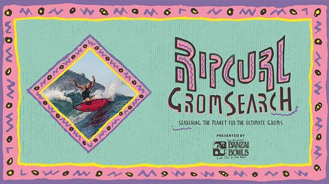 2019 Rip Curl GromSearch Series