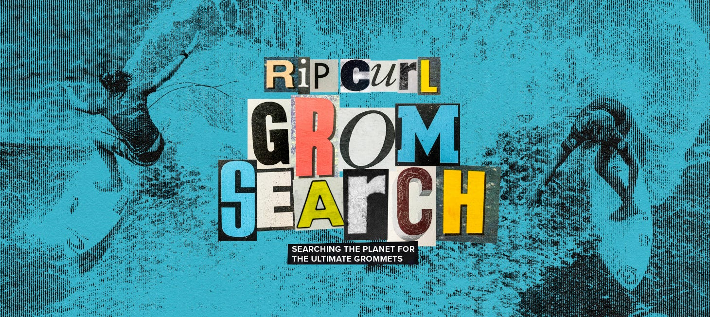 2020 Rip Curl GromSearch Series